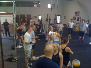 Memorial Day WOD Sept 2010